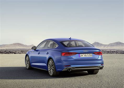 Der Neue Audi A5 Sportback Jetzt Auch Als G