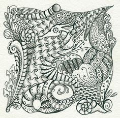 doodle patterns wikipedia animal zentangles visit original site for more exles