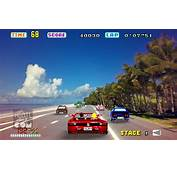 Outrun – How Games Used To Look