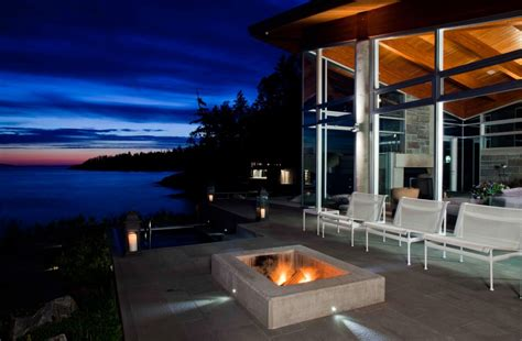 Bright Kitchen Lighting Ideas pender harbour house in pender harbour bc canada