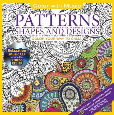 color pattern song color with music coloring book series review giveaway
