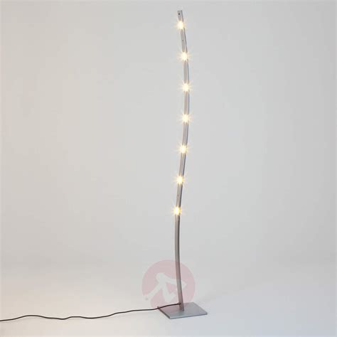 Dimmable Led Floor L by Xalu Dimmable Led Floor L Warm White Lights Co Uk
