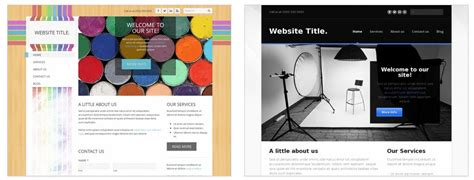weebly pro templates weebly website builder review may 2015