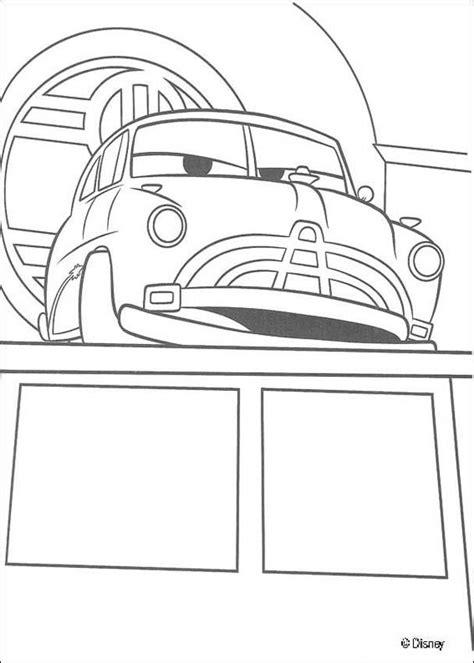 doc hudson coloring pages hellokids com