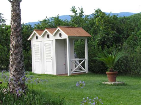 cabine spogliatoio changing rooms garden house lazzerini