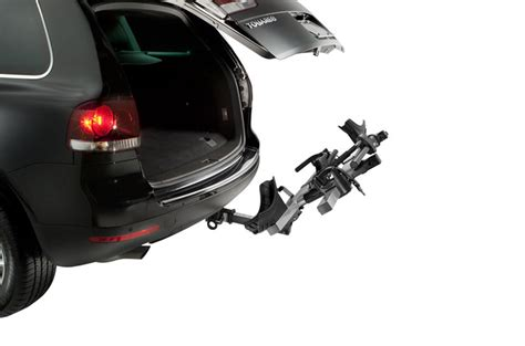 Bike Rack For Car Without Hitch by Thule 916xtr T2 2 Bike Platform Hitch Rack 1
