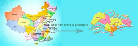 door to door shipping from china to singapore ship from china to singapore door to door sea freight air