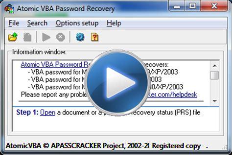 remove excel vba password xla remove excel password vba vba password recovery