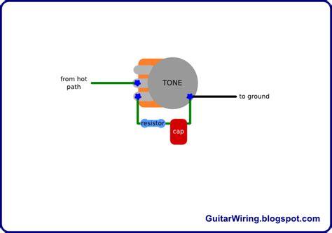 resistors guitar tone the guitar wiring diagrams and tips tone mod