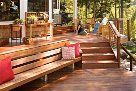small backyard decks best 25 tiered deck ideas on pinterest