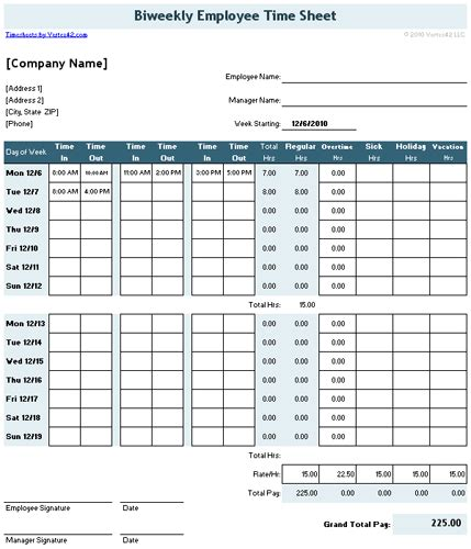 excel formula for timesheet excel monthly template search results