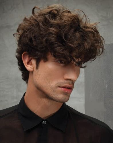 men xideos of permed hair perm curl who knows fashion