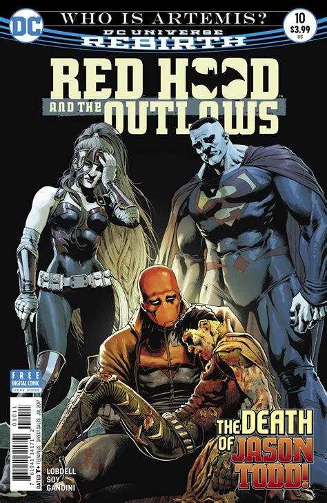 and the outlaws vol 2 who is artemis rebirth and the outlaws rebirth review and the outlaws 10 news
