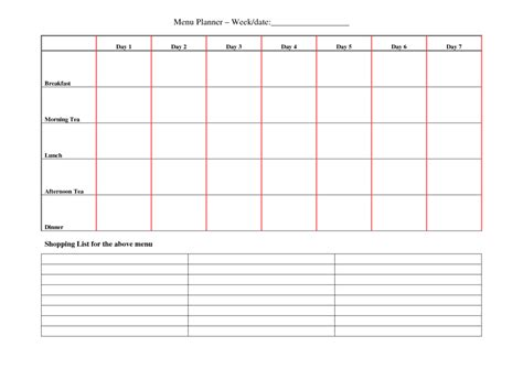 Weekly Planner Template Sles And Templates Planner Template Pdf