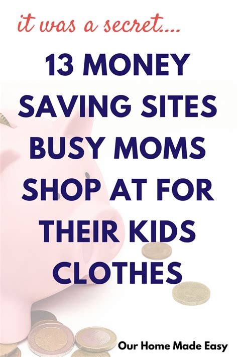 cheap clothing sites on pinterest cheap clothing stores top 10 stores for cheap kids clothes our home made easy