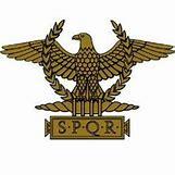 Spqr Eagle Standard | 236 x 236 jpeg 10kB