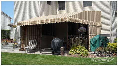 kohler awnings hipped patio awnings kohler awning