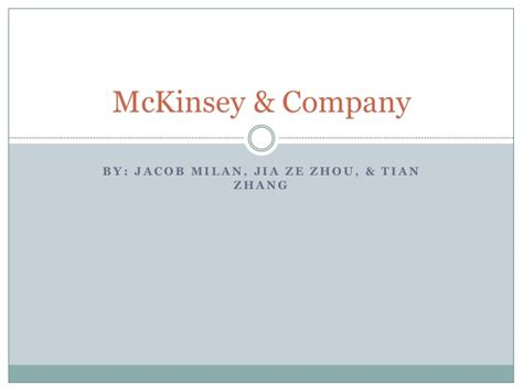 mckinsey powerpoint templates mckinsey and company presentation
