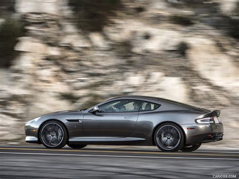 Aston Martin Us 2016 Aston Martin Db9 Gt Coupe Us Spec Side Hd