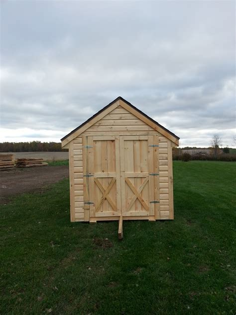custom built buildings and storage sheds