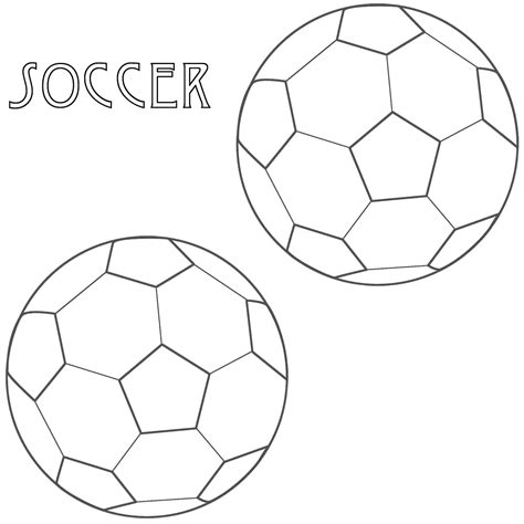 Free Printable Soccer Coloring Pages For Kids Soccer Coloring Pages