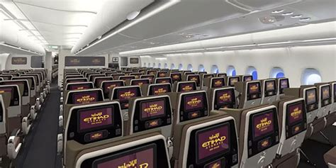 Etihad Airways Cabin by Etihad A380 Interior Www Pixshark Images Galleries