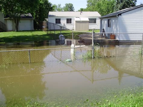 backyard flooding solutions backyard flooding solutions residents want ann arbor city