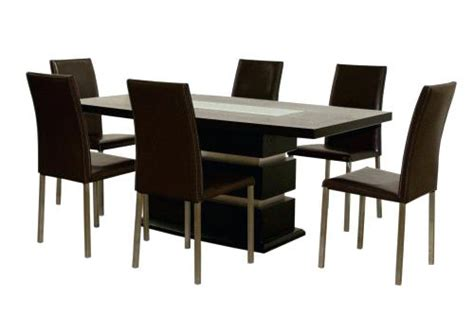 Glass Dining Table And 6 Chairs Sale Table And 6 Chairs Thelt Co