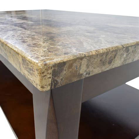 Wood And Marble Coffee Table 71 Marble And Wood Coffee Table Tables