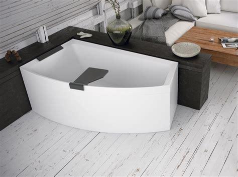 vasca bagno angolare vasca da bagno angolare asimmetrica divina o novellini