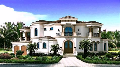 spanish inspired house design spanish style house plans narrow lot youtube