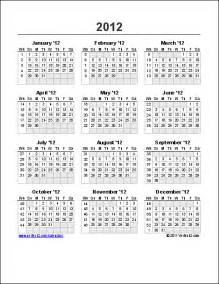 download the yearly calendar with week numbers from