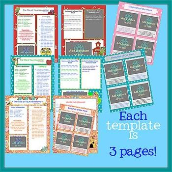 Easy To Use Templates