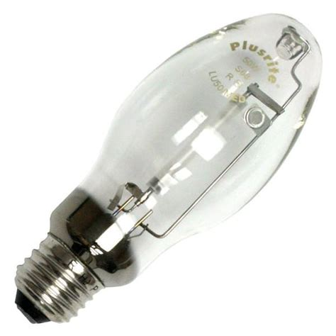 Lu Taman 50 Watt plusrite 02001 high pressure sodium light bulb