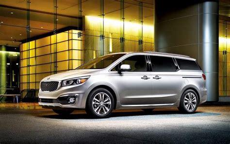 2019 Kia Minivan by 2018 2019 Best Minivan Review Redesign Specs Engine