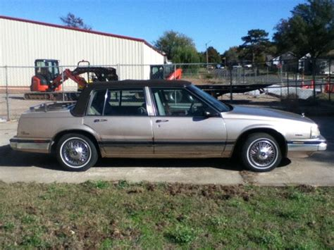auto air conditioning service 1990 buick electra on board diagnostic system buick electra park avenue ultra sedan 4 door tan brown for sale in el reno oklahoma united states