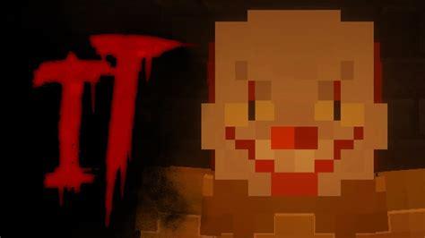 Horor It it minecraft horror