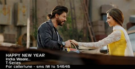 happy new year shahrukh khan songs shahrukh khan s upcoming happy new year official song released here