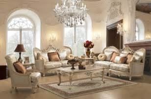 Elegant Livingroom by Aspen Light White Wash Formal Living Room Set Von Furniture