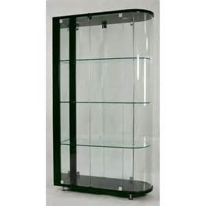Curio Cabinets With Glass Doors 10 Awesome Contemporary Curio Cabinet Home Enlivening Stuffs