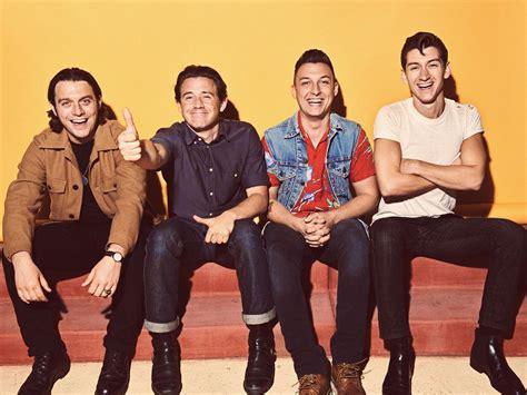 Arctic Monkeys news arctic monkeys reveal new push to