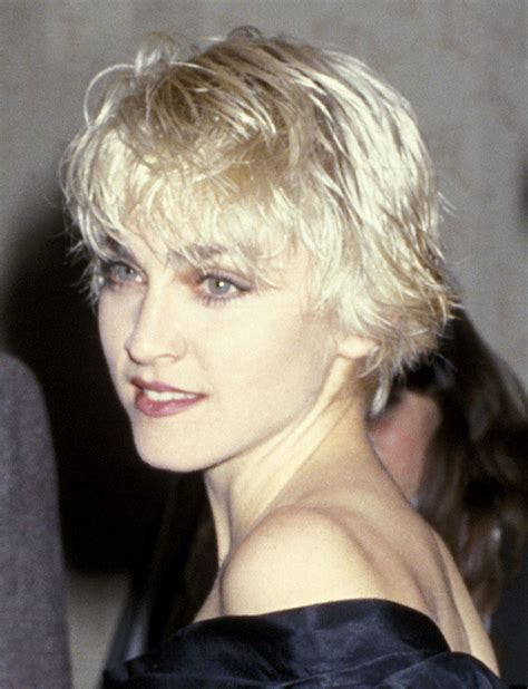 Madonna Hairstyles by Madonna Hairstyles Pictures Of Madonnas Hair Real