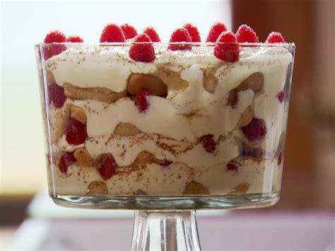 raspberry tiramisu recipe ree drummond food network