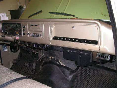 66 chevy truck interior chevy truck suburban air
