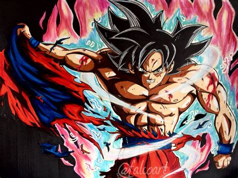 imagenes de goku limit breaker limit breaker goku by artfalco on deviantart