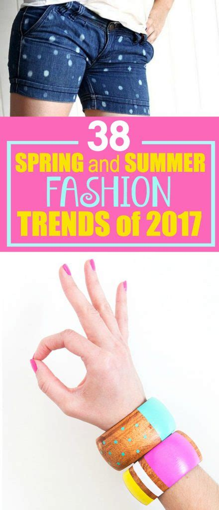 2017 diy trends 39 diy spring and summer fashion trends a little craft