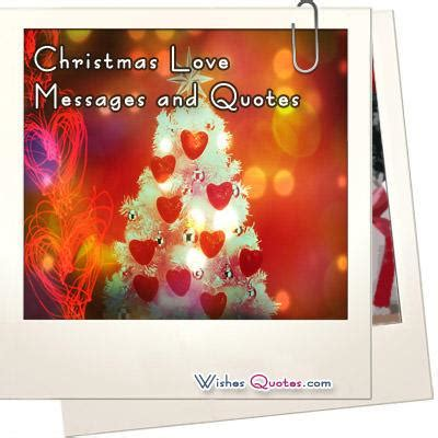 christmas love messages  quotes  wishesquotes