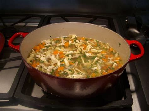 ina garten soup ina garten s chicken noodle soup very nice on a cold