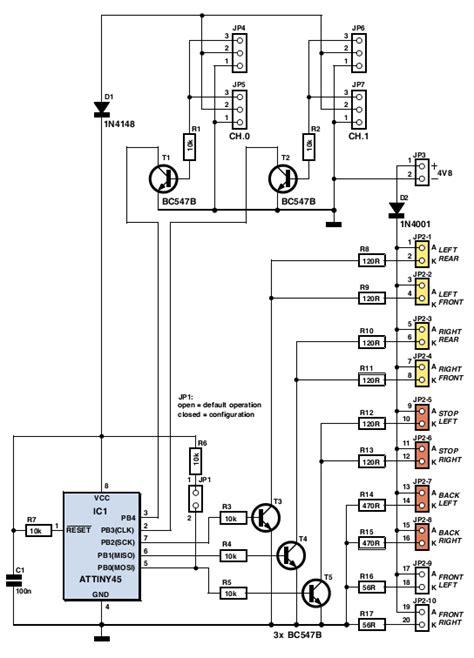 auto led indicator light wiring diagram wiring