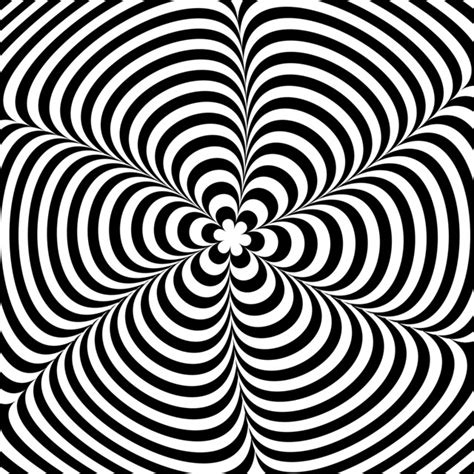 printable moving optical illusions moving black and white illusion